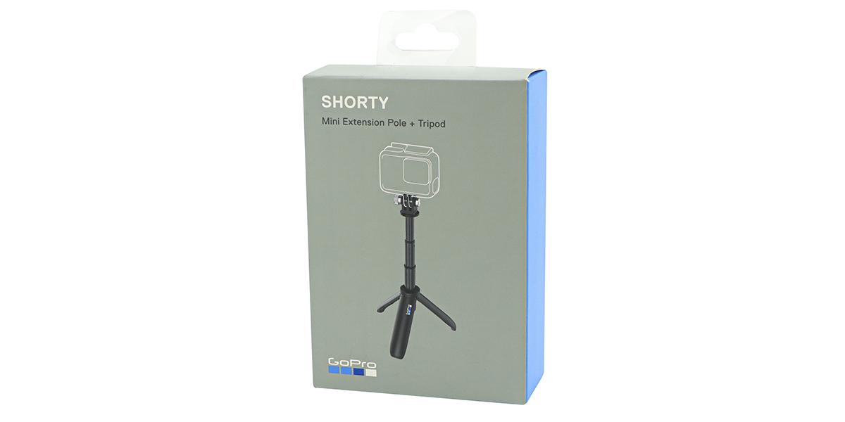 Мини монопод-штатив GoPro Shorty (AFTTM-001) упаковка