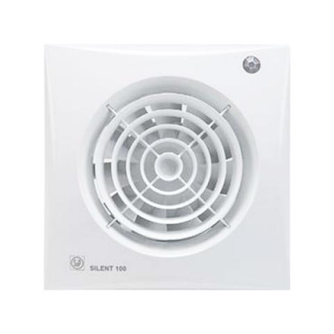 Накладной вентилятор Soler & Palau SILENT-100 CDZ (датчик движения)