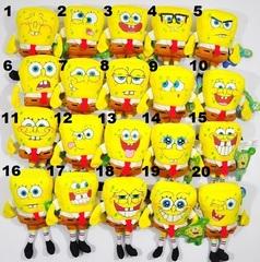 Spongebob Squarepants Mini Plush