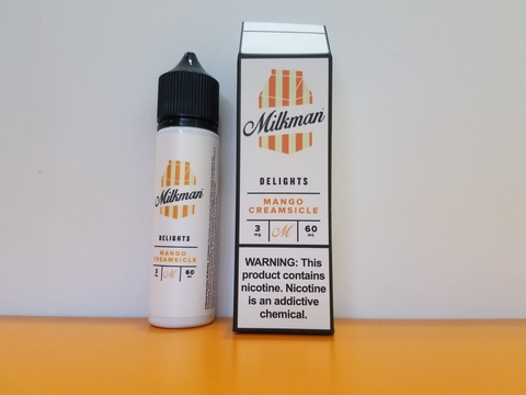 Mango Creamsicle by Milkman Delight 60ml
