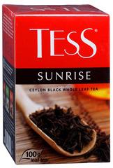 """Чай черный листовой """"Tess"""" Sunrise 100г"""