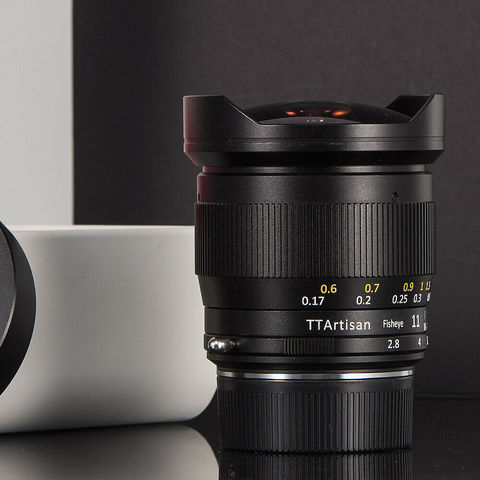Объектив TTArtisans 11mm f/2.8 (A02Z) Black для Sony E