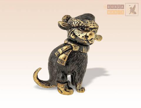 фигурка Собака - Замерзака