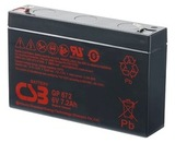 Аккумулятор CSB GP672 ( 6V 7,2Ah / 6В 7,2Ач ) - фотография