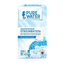 МиКо, Экологичный кислородный отбеливатель Pure Water, 500г