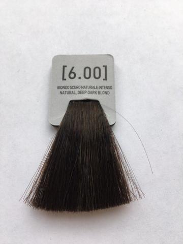 INCOLOR Крем-краска для волос [6.00] Супер натуральный тёмный блондин  (100 мл)