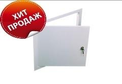 Лючок (дверца) для ГКЛ 150х150мм металл