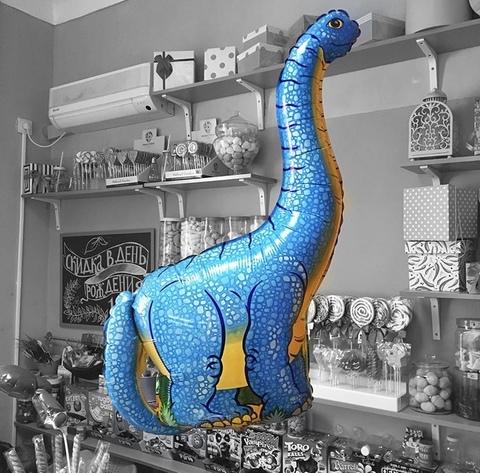 Фольгированный шар «Динозавр» #24886