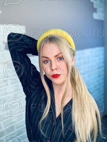 Широкий ободок для волос модный 2019 Желтый