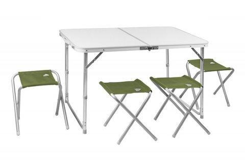 Набор мебели TREK PLANET  EVENT SET 95 (стол+4 стула)