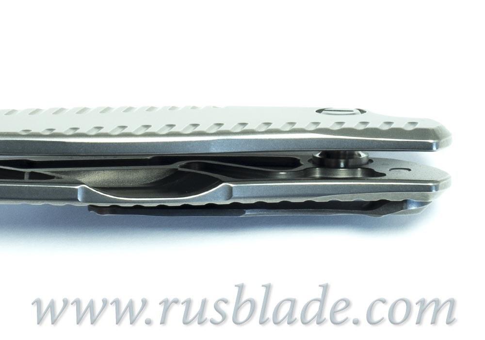 2018 Shirogorov Flipper 95 R18 M390 Nudist MRBS