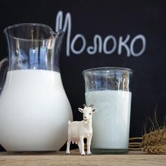 Козье молоко цельное 0,5 л
