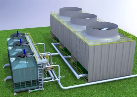 Проектирование и строительство водооборотных систем