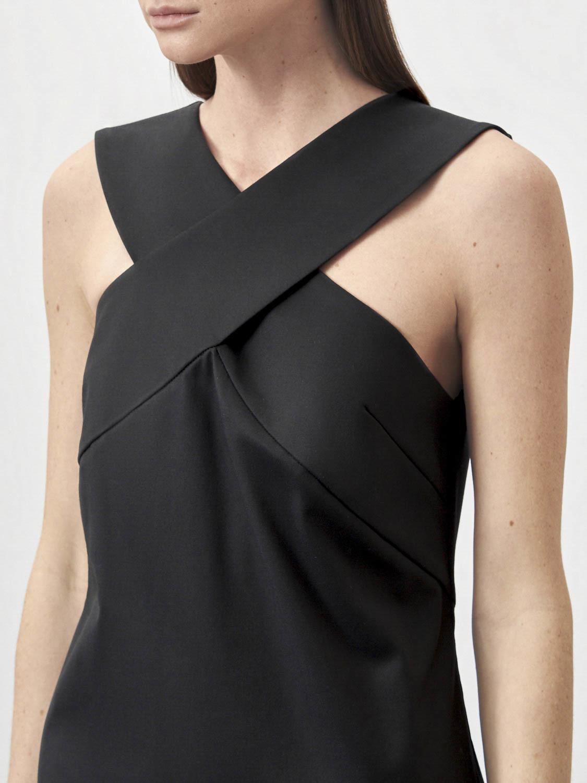 Платье с захлестами по груди Sima, Неви
