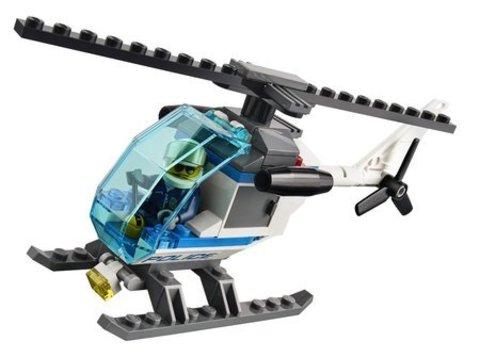 LEGO City: Полицейский участок 60047 — Police Station — Лего Сити Город