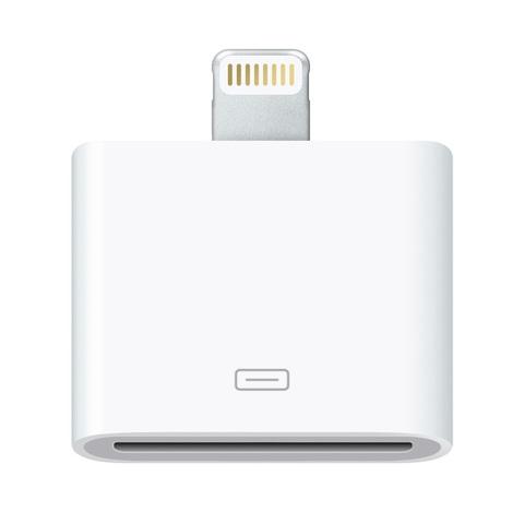 Переходник для iPhone Lightning на 30-pin