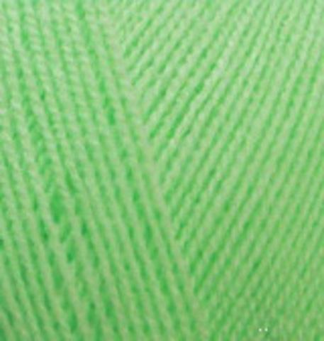 Extra life Alize 915 зеленый, фото