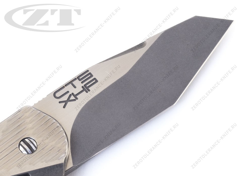 Нож TGIF II GTC Gustavo Cecchini - фотография