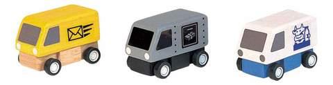 Фургоны поставки (3 шт.) Цена за комплект