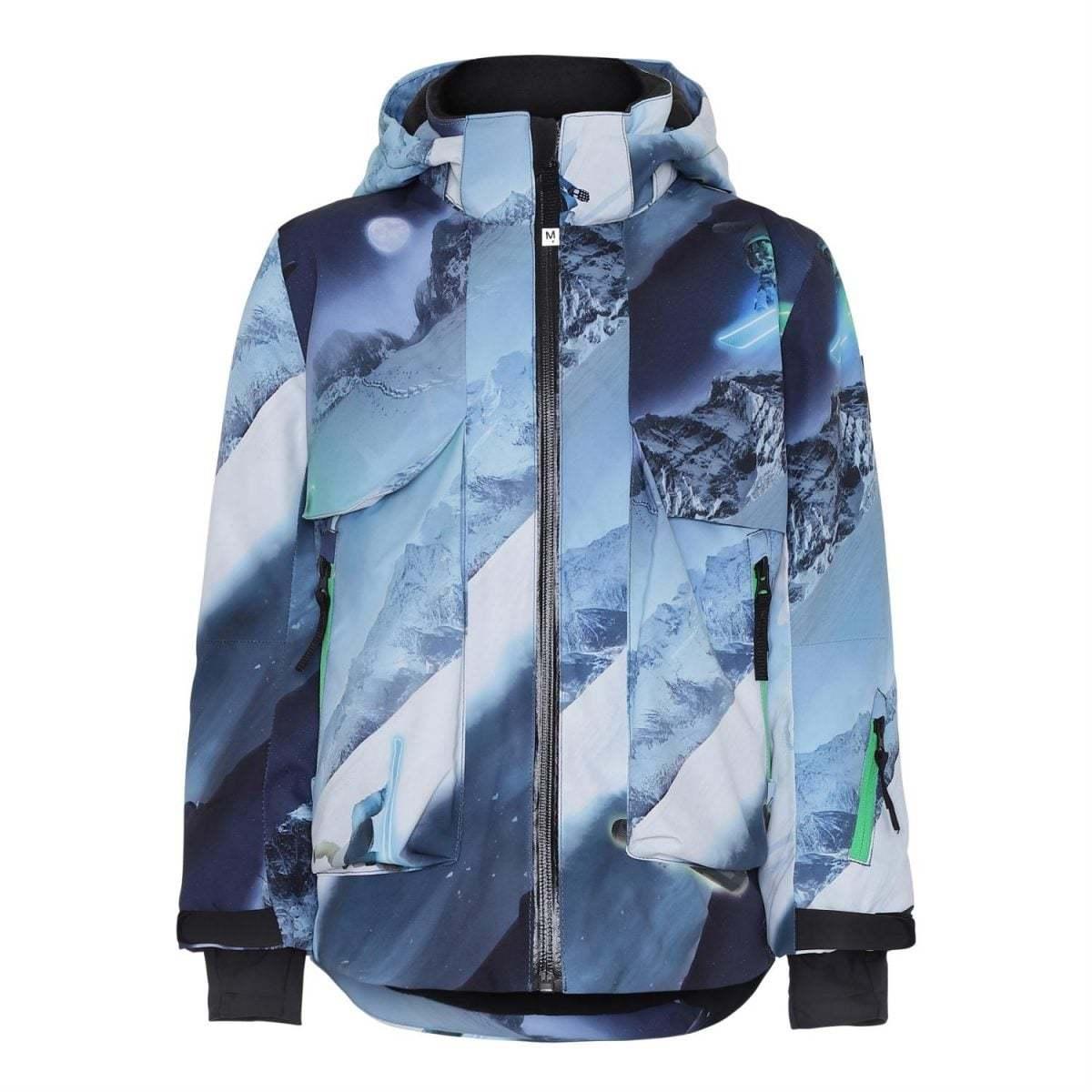 Куртка Molo Alpine 24 hrs