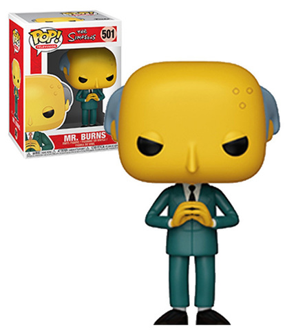 Mr. Burns the Simpsons Funko Pop! Vinyl Figure || Мистер Бернс