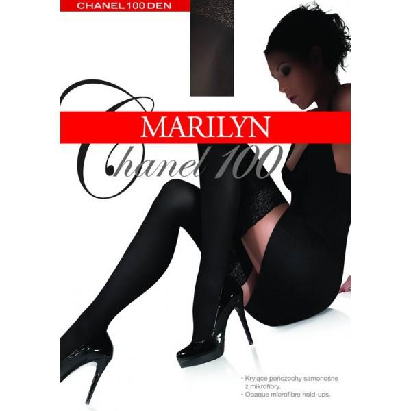 Чулки Marilyn Chanel 100 100