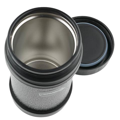 Термос для еды Thermocafe by Thermos HAMJNL (0,35 литра), черный