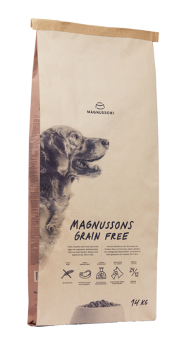 Корм для собак Magnusson Meat & Biscuit Grain Free 14 кг