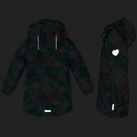 Куртка Premont Сад Найкка юко SP71420 Green