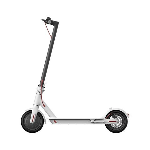 Электросамокат Xiaomi electric scooter 1S, белый