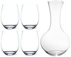 Набор из 4 бокалов и 1 декантера Cabernet & Decanter