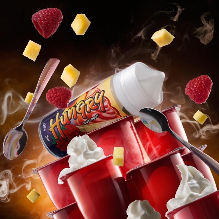 Hungry 120 мл Fruit Yogurt