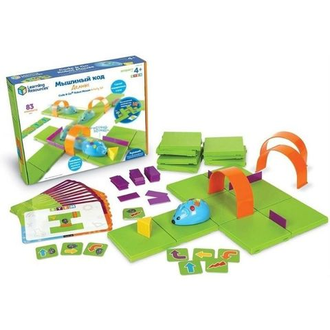 LSP2831-SEN Игровой набор Мышиный код. Делюкс Learning Resources