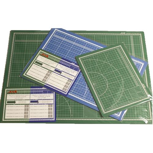 Ножи и коврики Expert Cutting Mat A4 Коврик для Резки 5х Слойный Самовостанавливающийся, 220 х 300 JAS Без_имени-27.jpg