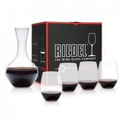 Набор для вина Cabernet/Merlot 600 мл и Syrah Decanter 1040 мл, фото 2