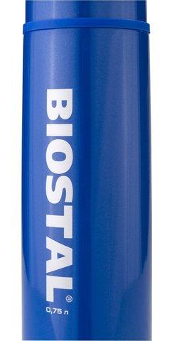 Термос Biostal Flër (0,75 литра), синий