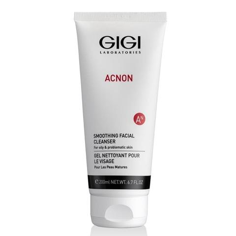 Gigi Acnon Smoothing facial cleanser Мыло для глубокого очищения, 200мл