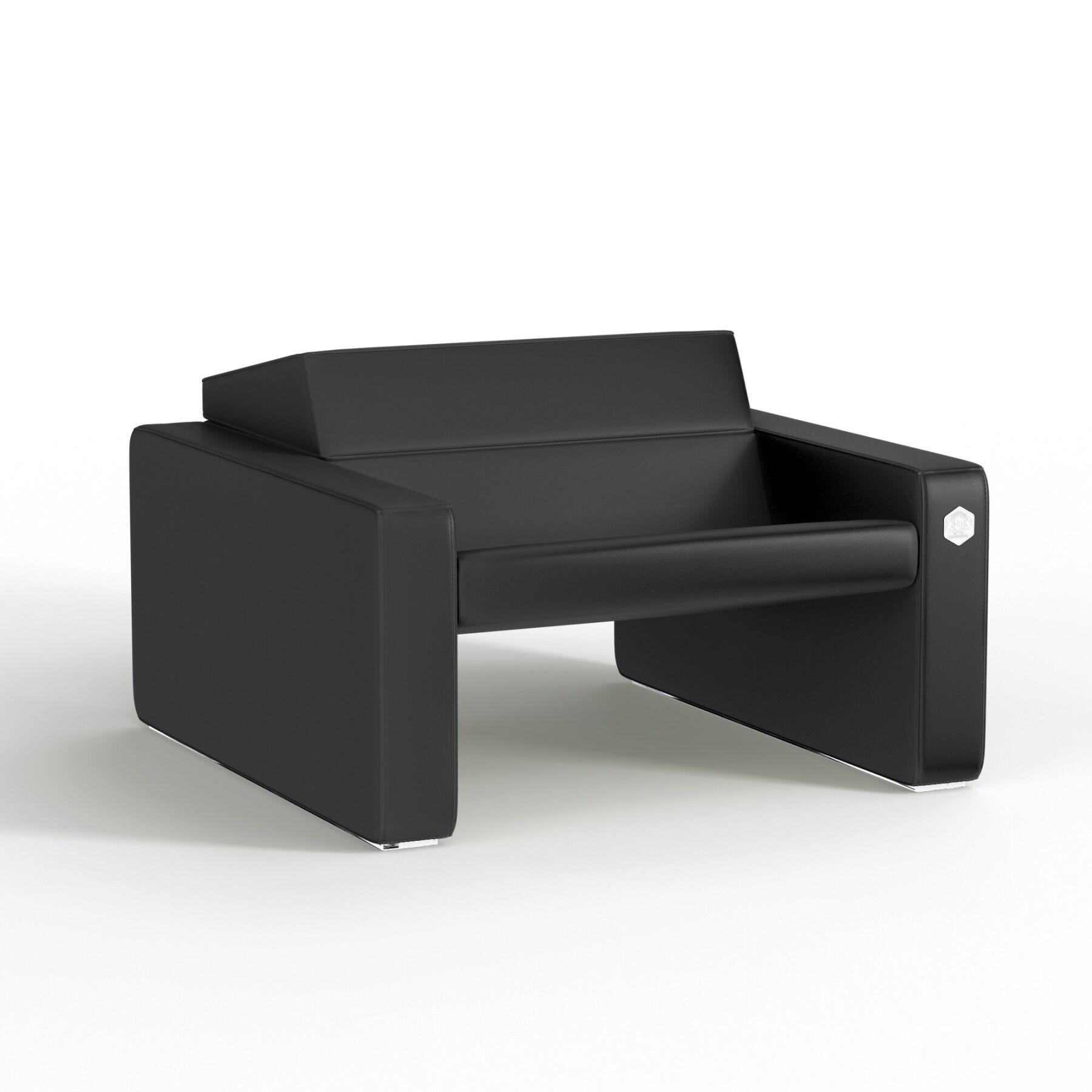 Мягкое кресло KULIK SYSTEM SMART Экокожа 1