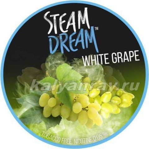 Steam Dream - Белый Виноград