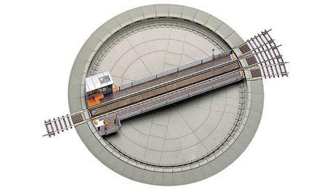 ROCO Поворотный круг H0 - 253мм.