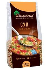 Здороведа суп болгарский с зеленой чечевицей, помидорами и сельдереем 250 г
