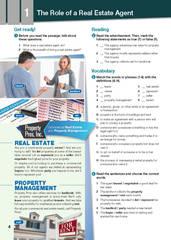 REAL ESTATE Student's Book - Учебное пособие