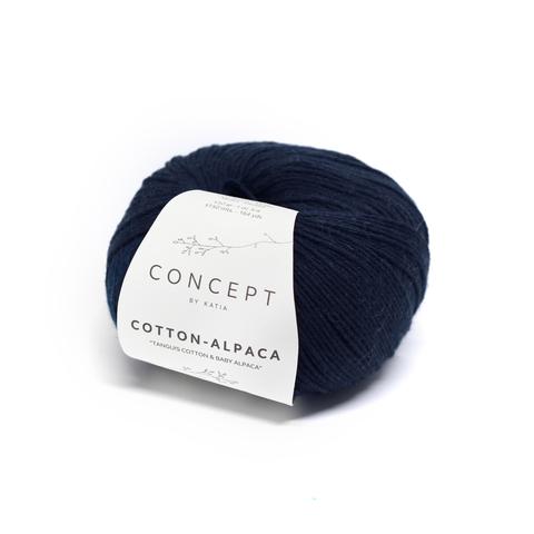 Katia Concept Cotton Alpaca - 87