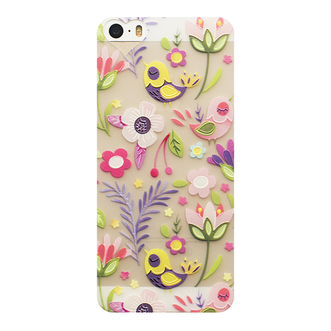 Чехол для IPhone 5/5S Birds