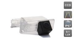 Камера заднего вида для Peugeot 407 Avis AVS326CPR (#140)