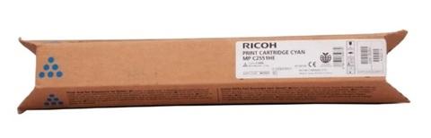 Картридж Ricoh Print Cartridge Type MPC2551HE 842064 голубой