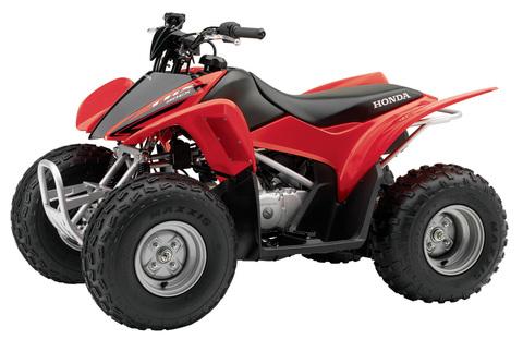 Квадроцикл Honda TRX90EX