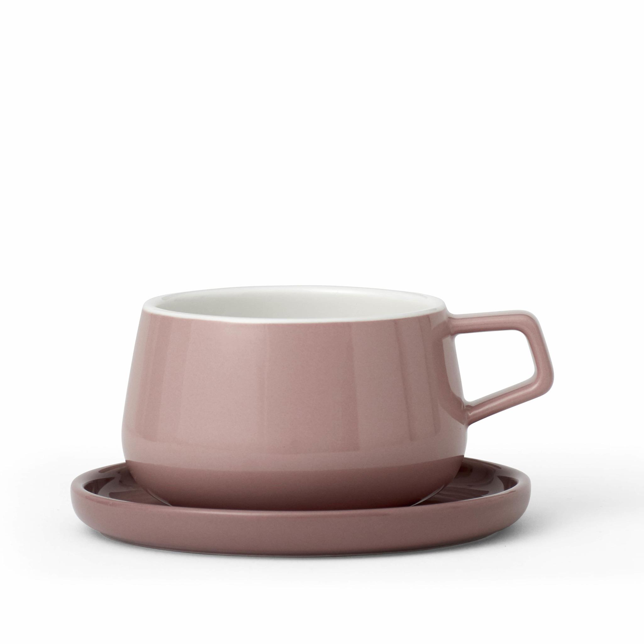 """Чайная чашка с блюдцем Viva Scandinavia """"Ella"""" 250 мл"""