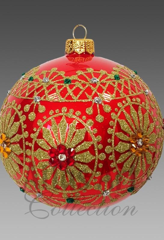 Золотой Шонди - шар 110 мм