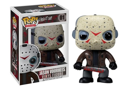 Фигурка Funko POP! Vinyl: Horror: Jason Voorhees  2292